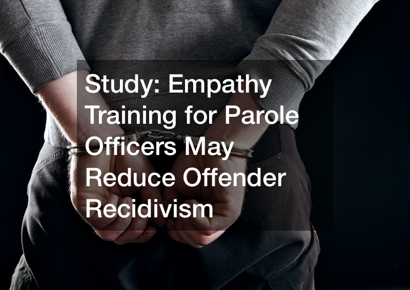 Empathy Training Psychology